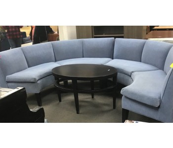 Merveilleux CONNECTING OVAL SOFA